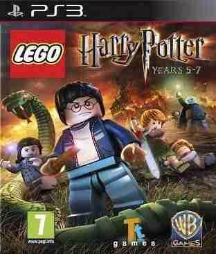 Descargar LEGO Harry Potter Years 5-7 [MULTI5][FW 3.7x][ABSTRAKT] por Torrent